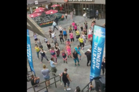 zumba v centyra na new york